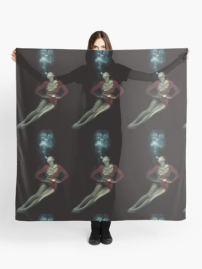 Scarf by Fanny Blomme for Ecofam Vintage
