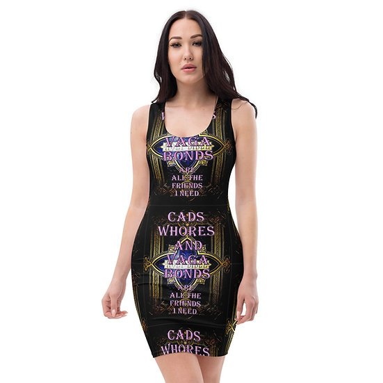 Cads Whores and Vagabonds Dress by Dominartist™
