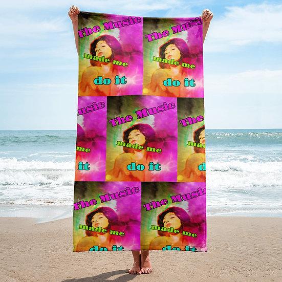 Designer towel by Dominartist™ Project