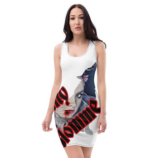 Fanny Blomme Wolf Dress