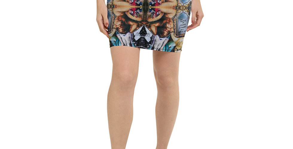 Pencil Skirt by Tom at the Dominartist Project Shop