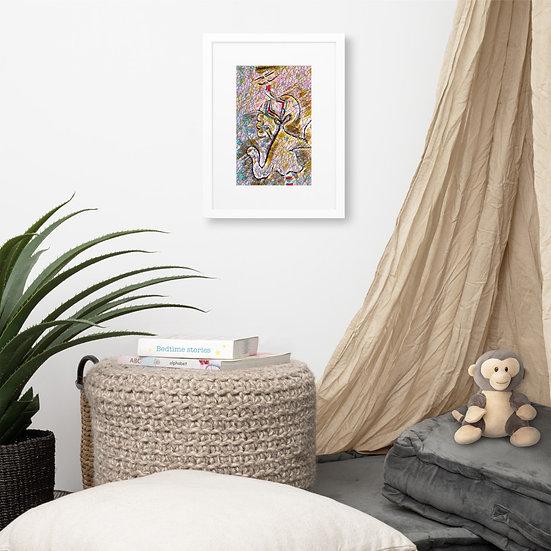 framed contemporary art framed stylish modern classy celebrity
