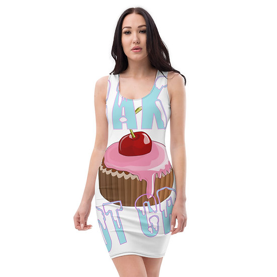 cake not crack promo dress Fanny Blomme Dominartist project dress limited edition 100