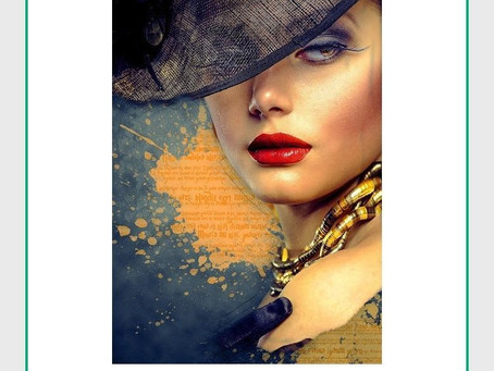 Art Face, a free on line book by Sarnia de la Mare