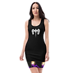 dominartist-logo-dress-black