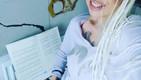 Piano lessons at the Tale Teller Club with Sarnia de la Maré