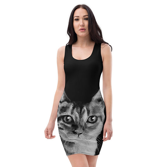 love pussy dress pet portrait radical arts dominartist limited editions collectors