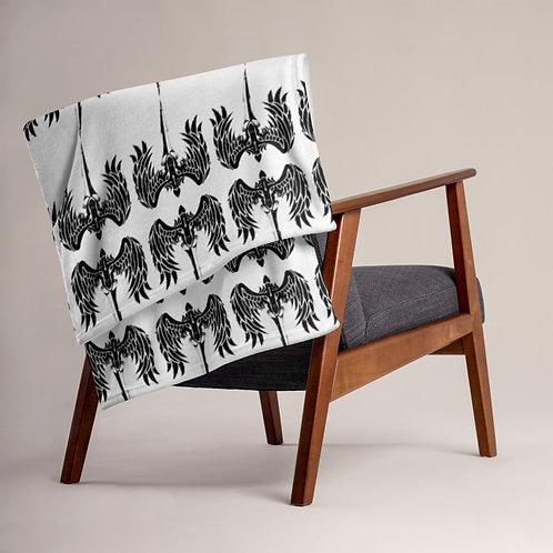 Designer Throw Blanket by Dominartist