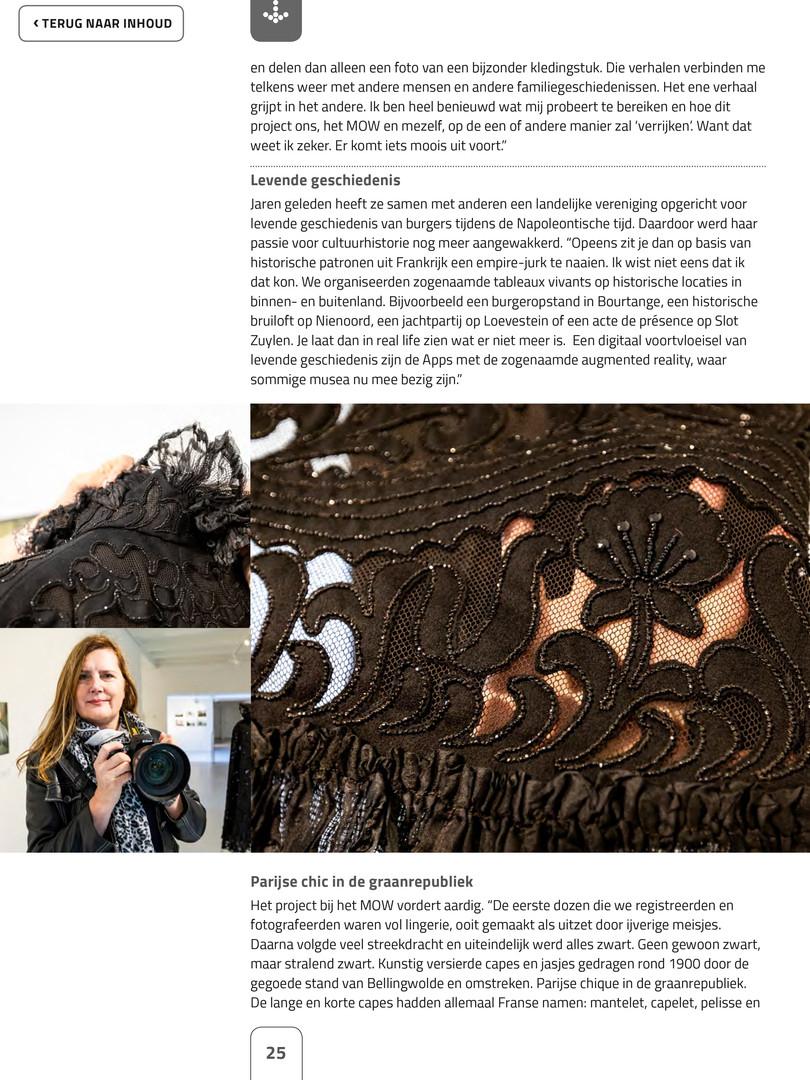 Wildebloumkes in e- magazine Erfgoedpartners 4-2018 pag. 3