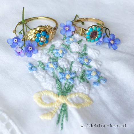 Altijd voorjaar met Wildebloumkes