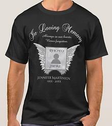 memorial t-shirt