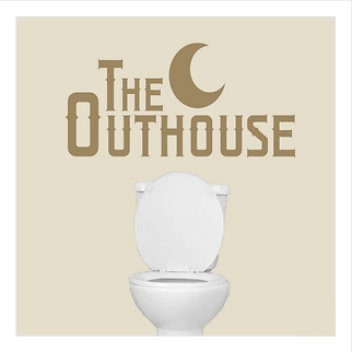 The Outhouse Wall Decal