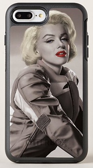 Marilyn's Motorcycle OtterBox iPhone Case