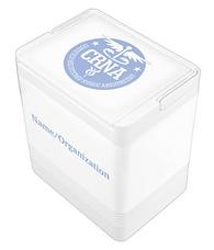 Caduceus CRNA gift ideas Cooler