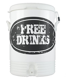 Personalized beverage cooler