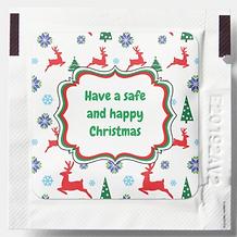 Hand Sanitizer Packet
