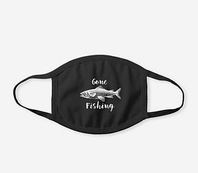 fishing face mask