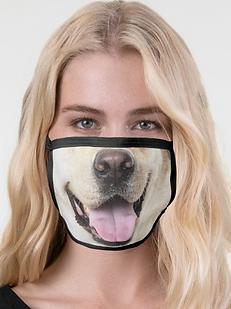 big lips face mask