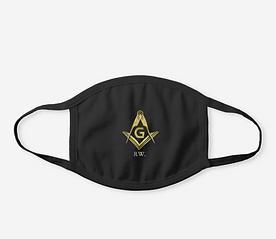 freemason face mask