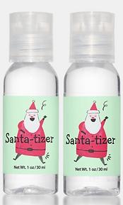 Santa-tizer Hand Sanitizer