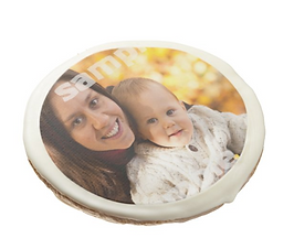 Personalized sugar cookie