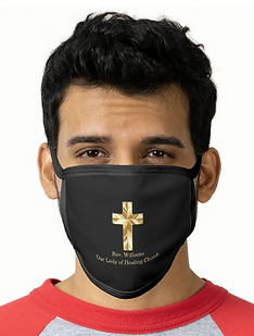 cross face mask