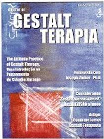Boletim de Gestalt-terapia - Ano IV - Nº. 08
