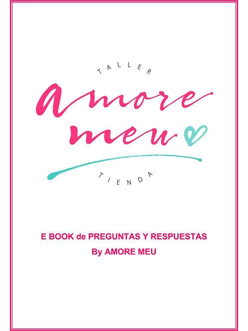 E-Book de Preguntas y Respuestas By Amore Meu