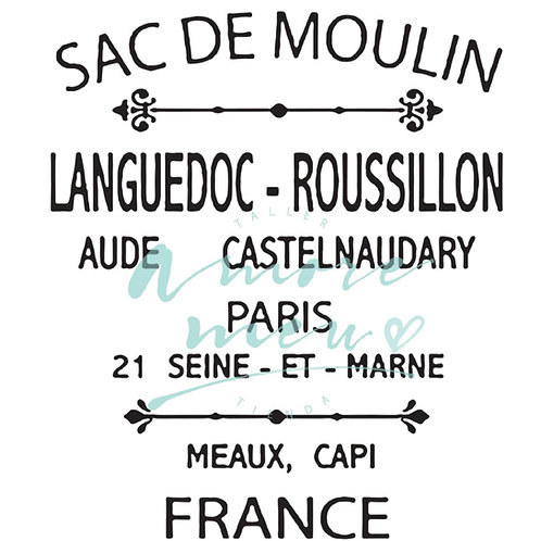 S29 - SAC DE MOULIN