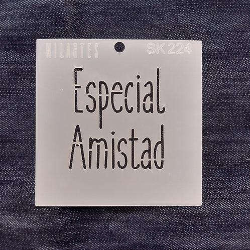 Especial Amistad