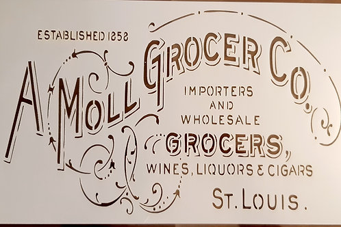 Moll grocer