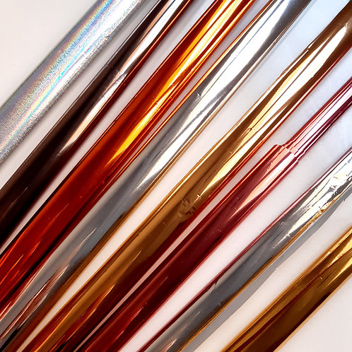 Foil rosa-peltre-holografico-cobre anaranjado