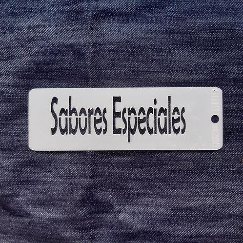 Sabores especiales