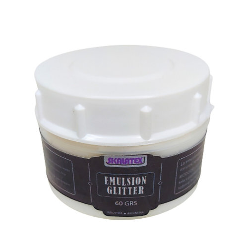 Emulsion Glitter