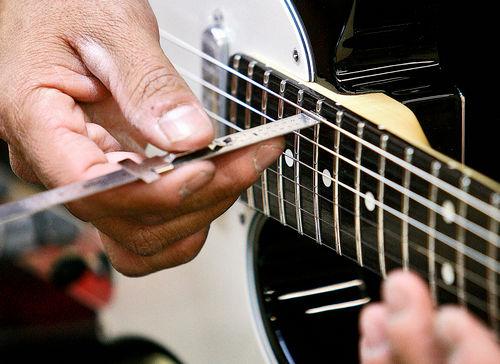 Guitar / Bass Setup