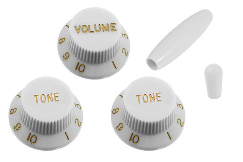 COMPLETE KNOB SET FOR STRATOCASTER®