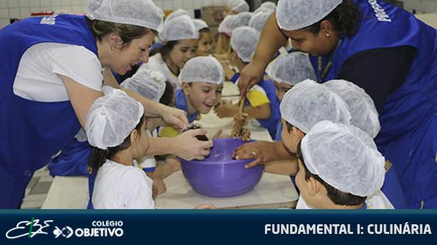 Culinária - Fundamental I