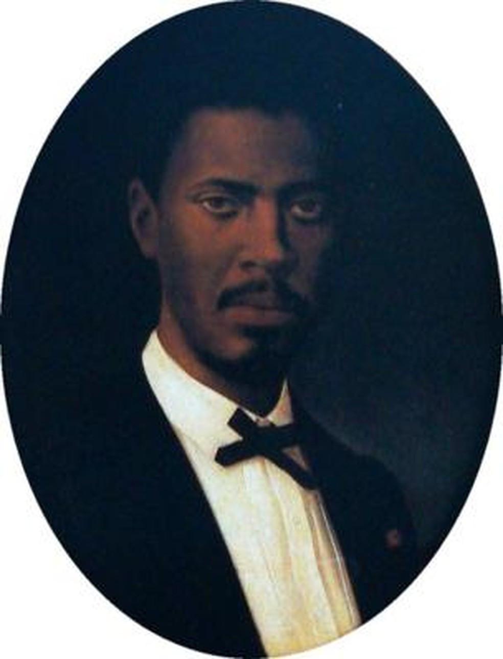 André Rebouças era adepto de uma reforma agrária que concedesse terras para os ex-escravos (Foto: Museu Afro Brasil)