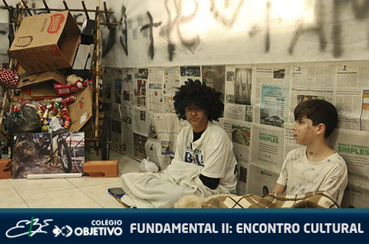 Encontro Cultural - Fundamental II