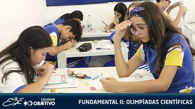 Olímpiadas Científicas - Fundamental II