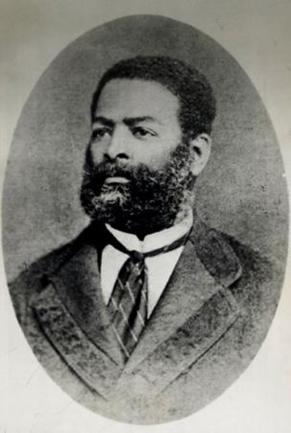 Calcula-se que Luís Gama tenha ajudado a libertar cerca de 500 escravos (Foto: Acervo Biblioteca Nacional - Brasil)