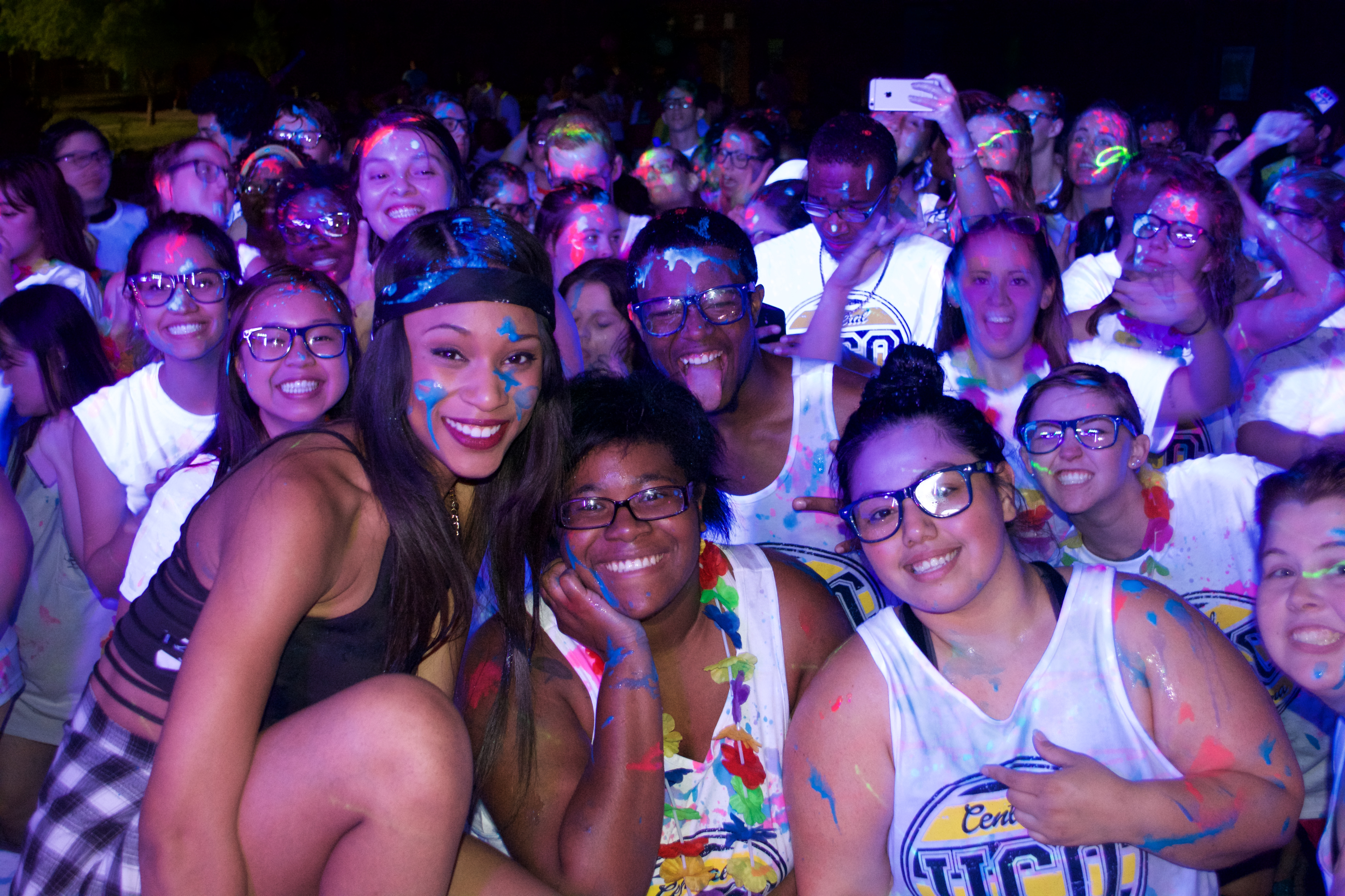 UCO Paint Party