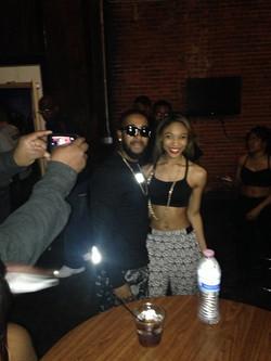 Ieshia & Omarion