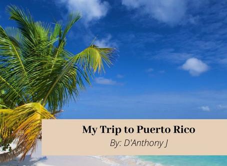 My Trip to Puerto Rico