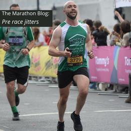 The Marathon Blog: Pre race Jitters