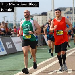 The Marathon Blog: Finale