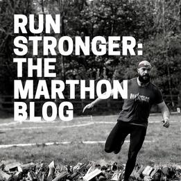Run Stronger- The Marathon Blog pt2