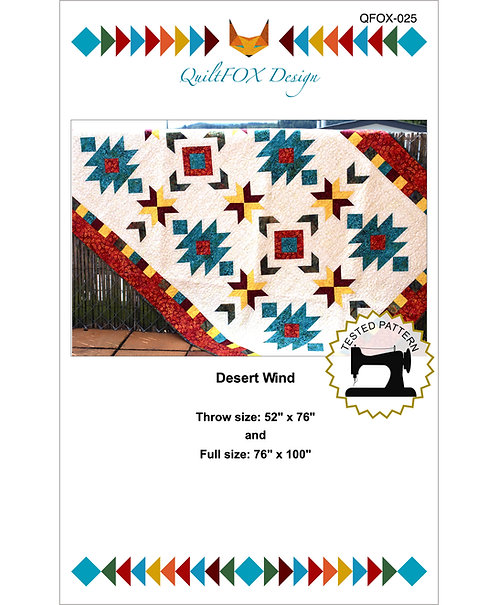 """Desert Wind, sizes: 52"""" x 76"""" and 76"""" x 100"""""""