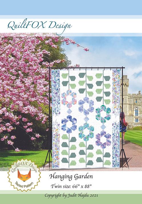 """Hanging garden - Size: 66"""" x 88"""""""