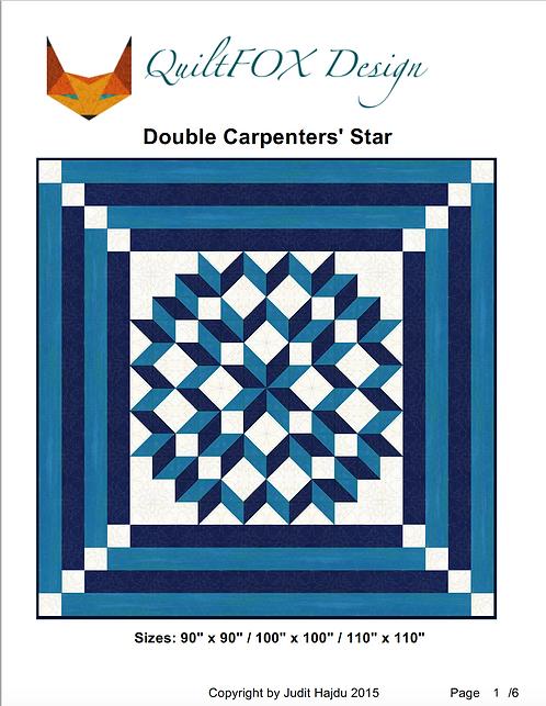 Double Carpenter Star, multiple sizes